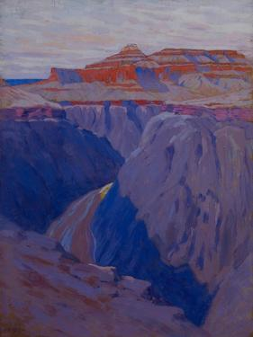 The Destroyer, C.1911-13 by Arthur Wesley Dow