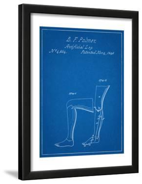 Artificail Leg Patent 1846