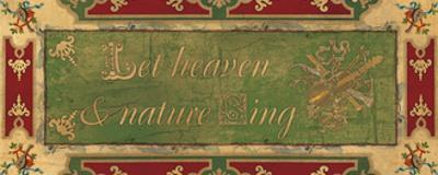 Heaven and Nature by Artique Studio