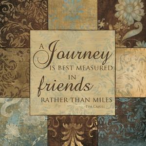 Journey Is Best Measured by Artique Studio