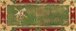 Joy to the World Panel by Artique Studio