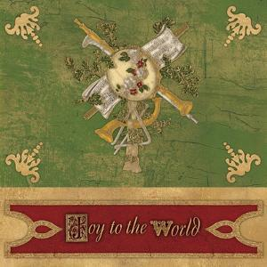 Joy to the World by Artique Studio