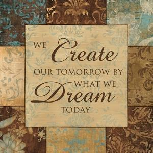 What We Dream Today by Artique Studio