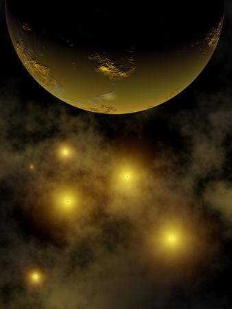 https://imgc.allpostersimages.com/img/posters/artist-s-concept-illustrating-a-star-cluster-in-the-milky-way-galaxy_u-L-PERJ4X0.jpg?artPerspective=n
