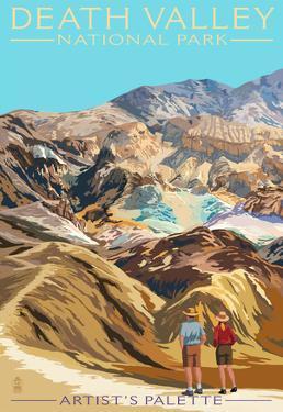Artist's Palette - Death Valley National Park