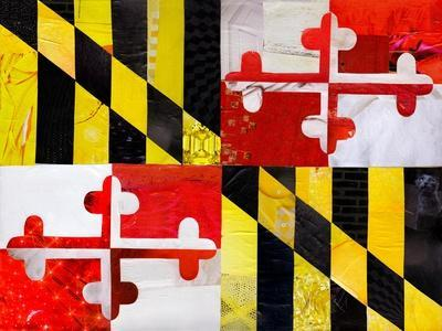 New Maryland State Flag Posters for sale at AllPosters.com OT84