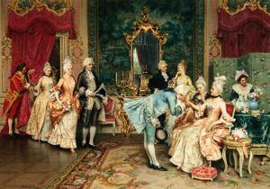 The Reception by Arturo Ricci