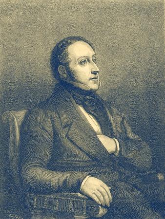 Gioacchino Rossini - portrait