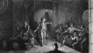 Gunpowder Refused by Ary Scheffer