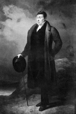 Marquis De Lafayette, French Aristocrat by Ary Scheffer