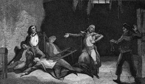 Montagnards' Suicide by Ary Scheffer