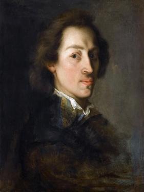 Portrait of Frédéric Chopin by Ary Scheffer