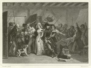 The Death of Marat by Ary Scheffer