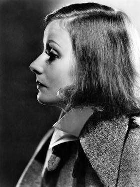 As You Desire Me, Greta Garbo, Portrait by Clarence Sinclair Bull, 1932