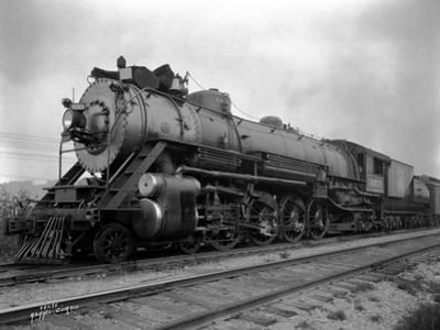 Locomotive 2517, 1925