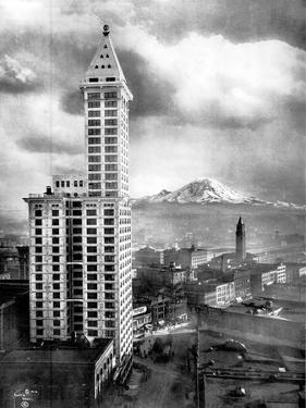 Seattle, WA by Asahel Curtis