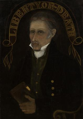Patrick Henry, 1820-1830 by Asahel L. Powers