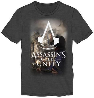 Asassins Creed Unity - Key Art