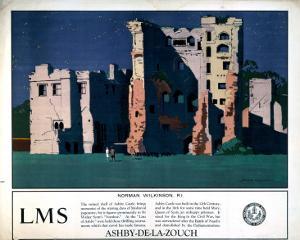 Ashby-de-la-Zouch, LMS, c.1923-1947