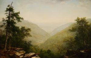 Kaaterskill Clove by Asher B. Durand