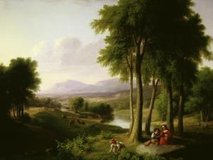 The Berry Pickers by Asher B. Durand