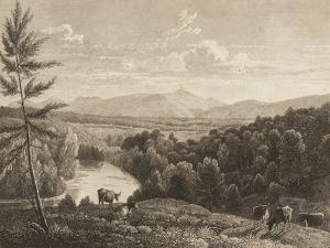 Catskill Mountains by Asher Brown Durand
