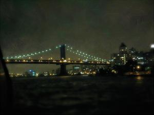 Bridge At Night by Ashley Davis