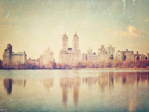 Central Park Mirror by Ashley Davis