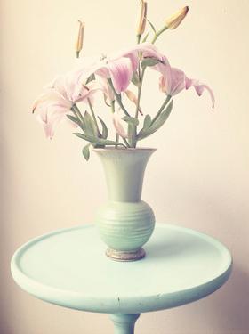 Flower Table 2 by Ashley Davis