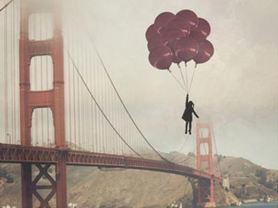 Golden Gate Ballons