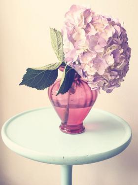 Hydrangea Table by Ashley Davis