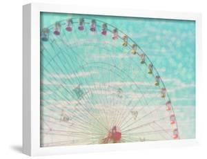 Skyline Ferris Wheel by Ashley Davis