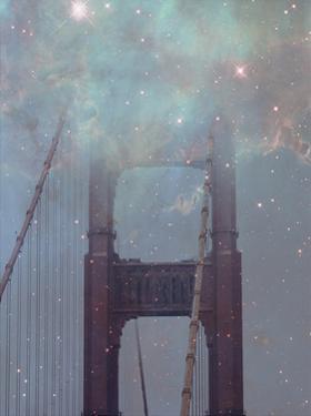 Starry San Francisco. by Ashley Davis
