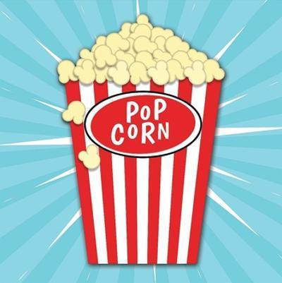 Popcorn by Ashley Hutchins