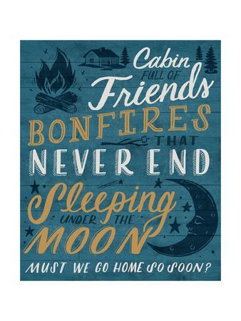 Cabin Full of Friends