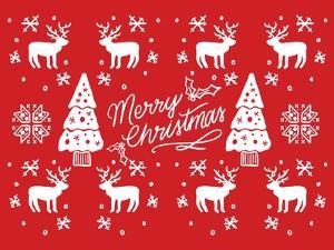 Merry Christmas by Ashley Santoro