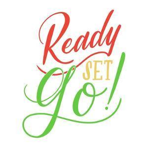 Ready Set Go by Ashley Santoro