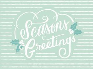 Seasons Greetings by Ashley Santoro