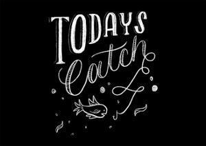 Todays Catch by Ashley Santoro