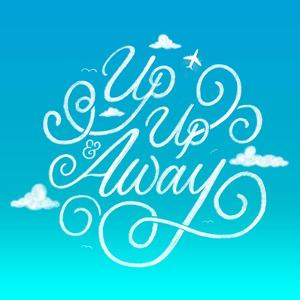 Up Up and Away by Ashley Santoro