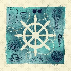 Anchor in Love II by Ashley Sta Teresa
