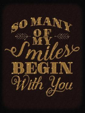 Smiles Gold by Ashley Sta Teresa
