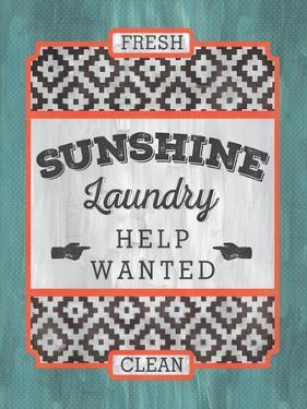 Sunshine Laundry by Ashley Sta Teresa