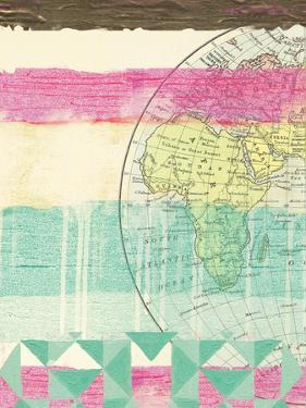 World Traveler I by Ashley Sta Teresa