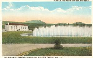 Ashokan Reservoir, Catskill Mountains, New York