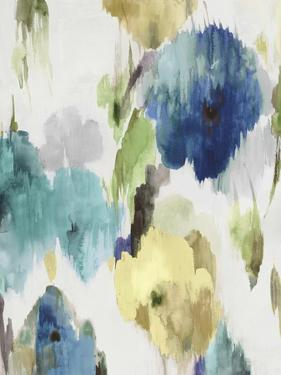 Abstract Flower Pattern I by Asia Jensen