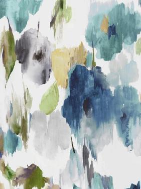 Abstract Flower Pattern II by Asia Jensen