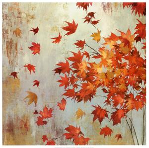 Crimson Foliage by Asia Jensen