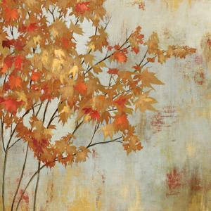 Golden Foilage by Asia Jensen