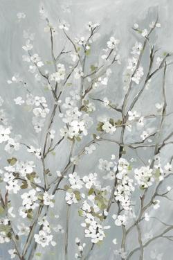 Light Almond Blossoms by Asia Jensen